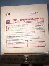 Thomas Betts 15526 Crimper Die Set Thomas Amp Betts New