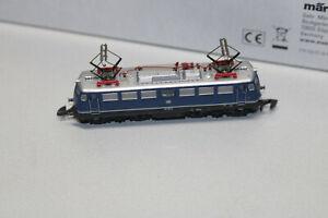 Märklin 88412 Mini Club Elok Series 110 294-6 DB Blue Gauge Z Original Packaging