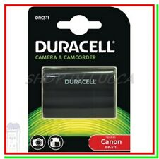 Batteria Ricaricabile DURACELL DRC511 = Canon BP-511 x EOS 300D Pshot PRO90