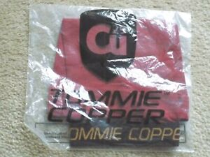 Lot of (2) Tommie Copper Knee Sleeves Medium Crimson #0334--FREE SHIPPING!