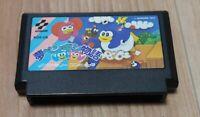 Nintendo Famicom Yume Penguin Monogatari FC NES Japan