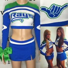 Cheerleading Uniform Collectors Allstar StingRays Adult SM