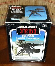 STAR WARS ROTJ TRI POD LASER CANNON TOY VINTAGE KENNER 1982 BRAND NEW