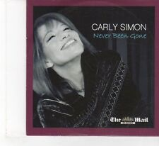 (FR156) The Mail On Sunday Presents: Carly Simon, Never Been Gone - 2010 CD