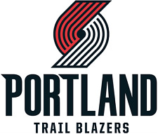 Portland Trail Blazers NBA Color Die-Cut Decal / Sticker *Free Shipping
