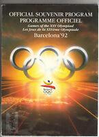 Orig.Compl.PRG     XXV.Olympic Games BARCELONA 1992  !!
