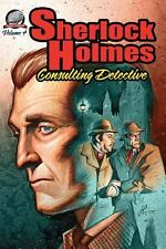 Sherlock Holmes: Consulting Detective, Volume 4 by Bradley Sinor, Andrew...