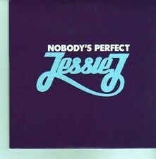 (CX856) Jessie J, Nobody's Perfect - 2011 DJ CD