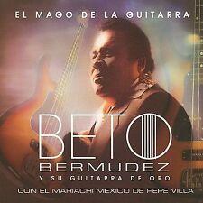 Mariachi Mexico : Beto Y Su Guitarra De Oro Con Mariachi M CD