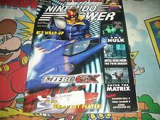 Nintendo Power Volume 170 with DBZ  Poster Strategy Magazine Guide