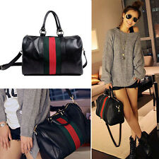Women Ladies Leather Shoulder Bag Tote Handbag Messenger Crossbody Satchel CA