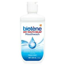 BIOTENE DRY MOUTH RELIEF MOUTHWASH SOOTHING MOISTURIZATION 235ML FRESH MINT
