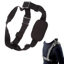 Universal Single Shoulder Strap Mount Chest Harness Belt Travel For GoPro 2 3 4