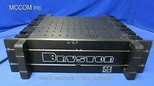 Bryston 4B ST Stereo Power Amplifier