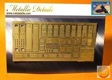 "1/72. SR-71 ""Blackbird"" grides p.e. set, by Metallic Details"" MD 7207"