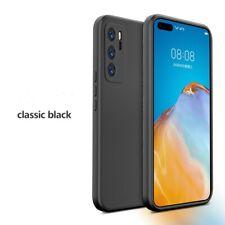 Square Liquid Silicone Case For Huawei P40 Lite P30 P20 Pro Mate 40 20 Pro Cover