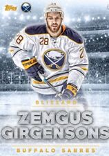 BLIZZARD SERIES 3 ZEMGUS GIRGENSONS Topps NHL Skate Digital Card