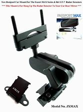 NICE Car Mount For The Rear Mirror for Escort MAX Series & GT-7 Radar Detector