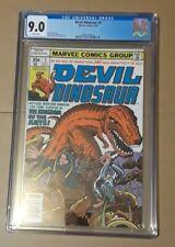 Devil Dinosaur 5 Cgc 9.0