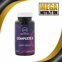 MRM Vitamin E Formula 60 Capsules | Natural Mixed Tocopherols & Tocotrienols