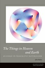 The Things in Heaven and Earth By John Ryder Paperback - NEW