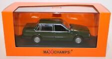 Maxichamps 1/43 Scale Diecast 940 171700 - Volvo 740 1986 - Green