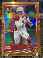 2020 Donruss Optic #5 Kyler Murray 2nd Year Orange Prizm Refractor SP /199!!!