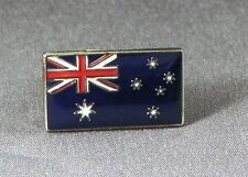 Metal Enamel Pin Badge Brooch Flag Australia Oz Australian National Flag