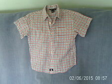 H&M Short Sleeve Casual Checked Shirts (2-16 Years) for Boys