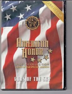 """American Honor Video """"Guns of War Special Edition"""" Guns of the Sky"""