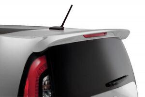 2014-2019 Kia Soul Rear Spoiler Painted Code 3DA3D Bright Silver B2F34-AB1003D