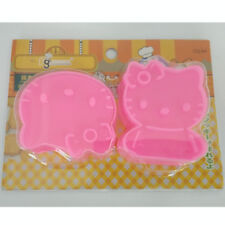 Hello Kitty Cartoon Biscuit Cookie Cutters Mold Mould Lovely Baking Tools DIY