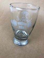 Stone Brewing Beer Glass Brewery Tour Tasting Escondido California Breweriana