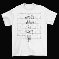 Game of Thrones Nights Watch Pink Floyd T-Shirt Unisex Cotton The Wall New