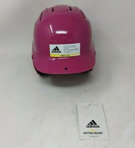 Adidas Easy On T Ball Baseball Helmet -Pink- Size: 6-6 1/2