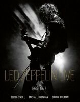Led Zeppelin Live [New Book] Hardcover