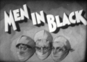 MEN IN BLACK (1934)  Three Stooges Super 8mm Columbia 400' Reel SOUND  Orig Box