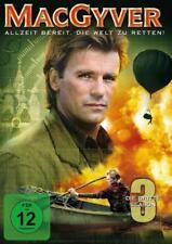 """DVD-Box """"MacGyver"""" (Staffel 3) WIE NEU / 80er TV KULT / TOP / Deutsch"""
