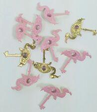Pink Stork Eyelets Pastel Scrapbook Baby Shower Invitations Birth Announcements