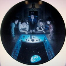 """PAUL McCartney & Wings BACK TO THE EGG  VINYL STICKER 100MM ROUND 4"""" QUALITY"""