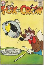 The Fox and the Crow #85 DC Comic 1964 VG+