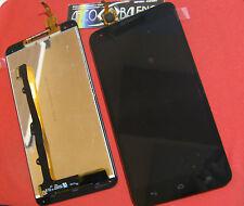 P1 DISPLAY LCD+ TOUCH SCREEN per HUAWEI HONOR 3X G750 vetrino Vetro NERO