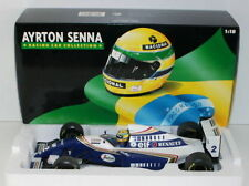 Voitures Formule 1 miniatures multicolores pour Williams 1:18