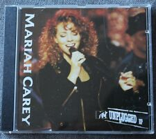 Mariah Carey, MTV unplugged EP, CD