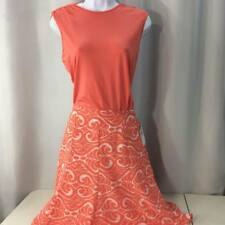 Tahari 2 Piece Coordinate Outfit Set Size Large 12 Summer Bright
