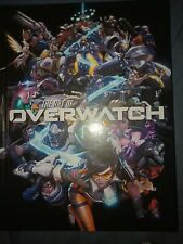 The Art Of Overwatch Hardcover Collector's Art Book