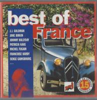 CD BEST OF FRANCE     3014