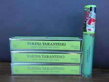 TARINA TARANTINO TOKYO HARDCORE GEM GLOSS LIP GLOSS 0.14 OZ EACH LOT OF 3 NEW
