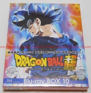 New Dragon Ball Super Blu-ray Box Vol.10 Booklet Japan BIXA-9565 4907953066700