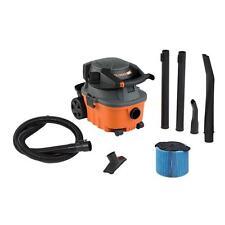 4 Gal Wet Dry Small Shop Vacuum Cleaner Car Garage Vac w/ Detachable Leaf Blower